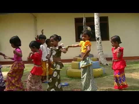 Mee Aba Atthe Sinhala New Year Song  Lamaya Pre School Ahangama video