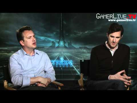 TRON: Legacy - Director Joseph Kosinski And Producer Sean Bailey Talk About Making Tron