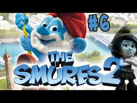 The Smurfs 2: The Video Game - Walkthrough - Part 6 - Enchanced Forest | Boss (X360) [HD]