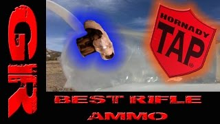 Best 5.56 Ammo Part 1 - 50gr TSX, 55gr TAP, 75gr TAP