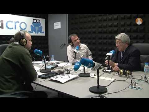 Los Productores entrevistan a Enrique Cerezo