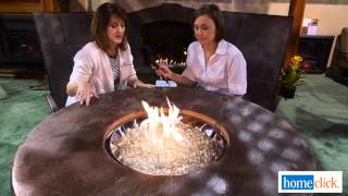 Best of IBS 2014: Outdoor GreatRoom Firepits