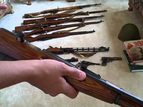 russian guns of ww2