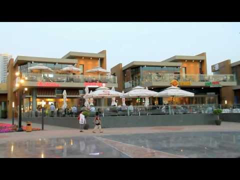 Tim Horton's,Cold Stone,Fat Burger & Baja Fresh, Sharjah