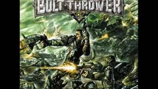 Watch Bolt Thrower Inside The Wire video