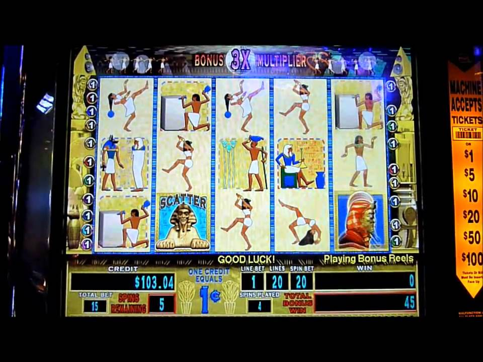 Pharaoh's Fortune Instant Win Games - Try for Free Online