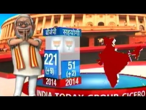 Exit Poll Analysis: Narendra Modi on course to occupy 7 RCR