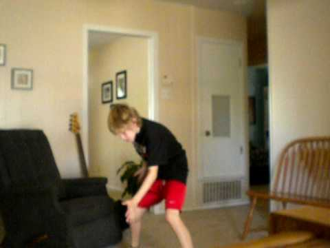 White Boys Cant Dance To Just Lose It By Eminem video