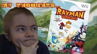 My Thoughts on Rayman Origins