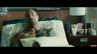 Fast and Furious 7 - Hospital scene