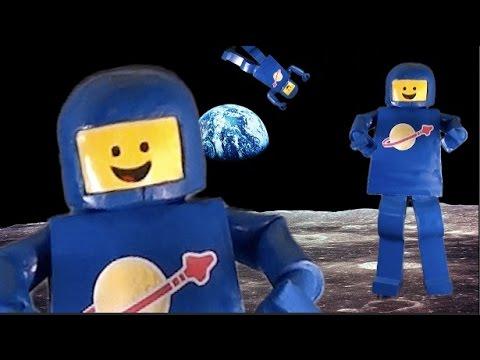 Make an astronaut