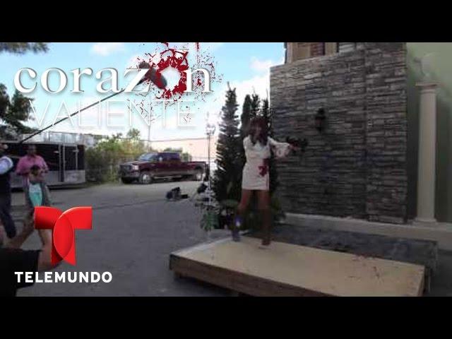 Corazón Valiente / Adiós a Fernanda  / Telemundo