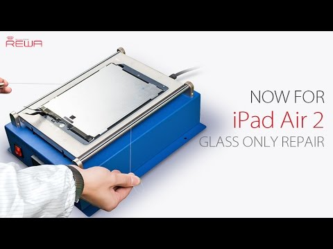 iPad Air 2 Glass Only Repair