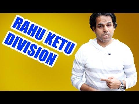 Rahu & Ketu position in divisional charts in Vedic Astrology