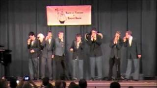 Ba Ba Baran (or... Barbara Ann) String Octet - Talent Show, Lakewood Presbyterian School