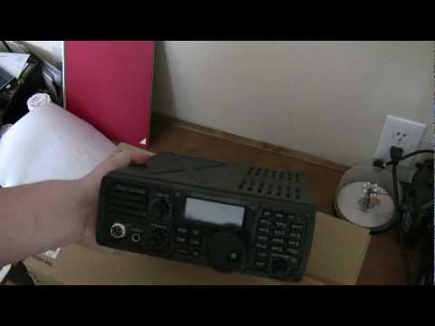 Icom IC-7200 unboxing & thoughts