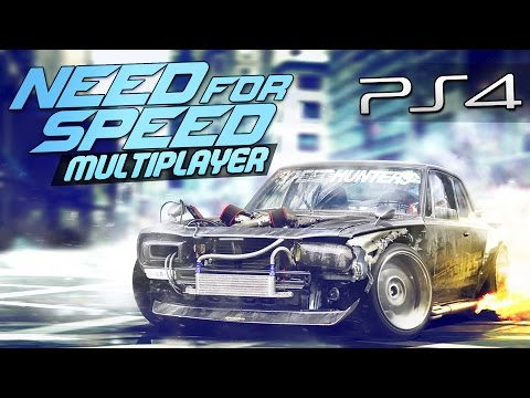 Need For Speed (NFS 2015) - Кто круче?! (TaGs vs Filipin vs Coffi) #6
