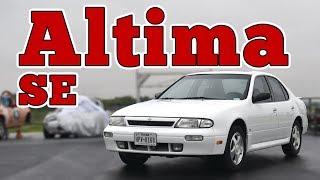 1994 Nissan Altima SE: Regular Car Reviews