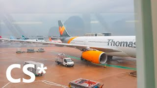 London Gatwick to Antalya Airport, Turkey with Thomas Cook