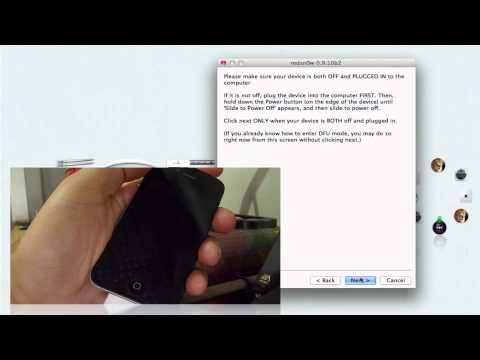 Jailbreak iOS 5.0.1 Untethered con Redsn0w (Mac/Win)