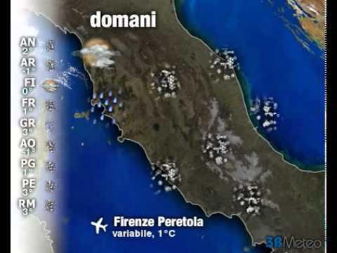 Meteo Italia a 3 giorni del 02/02/2012