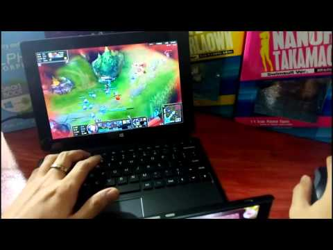 Cherry Mobile Alpha Morph Dual boot Full Filipino Review - Pinoytube