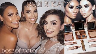 Download DESI X KATY X DOSE OF COLORS (Swatches & Demo!) 3Gp Mp4