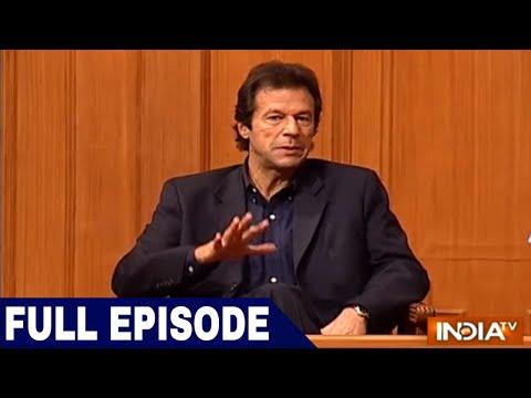 Imran Khan in Aap Ki Adalat (Full Interview)
