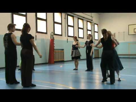 Танец Французская кадриль