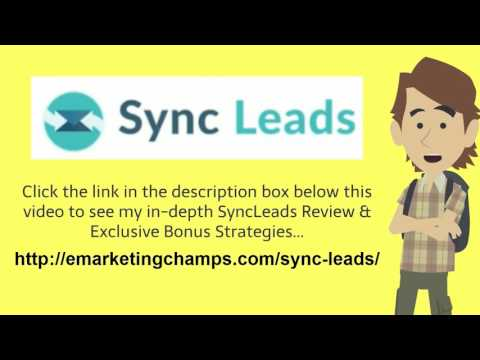 [SyncLeads Review] Honest Review & Bonus Strategies