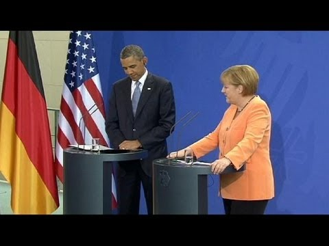 US Internet snooping ends Germany's love for Obama