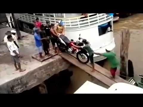 Pasara la moto por las tablas ?
