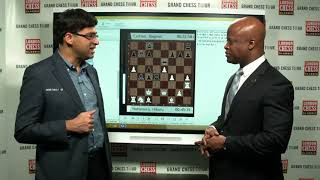 2017 London Chess Classic: Vishy Anand on AlphaZero
