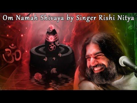 Om Namah Shivaya in Singer Rishi Nitya