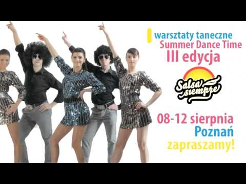 Kurs Tańca Wakacyjny - Salsa Siempre Poznań