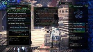 Monster Hunter: World How to get Gems from Melding pot (Read discription)