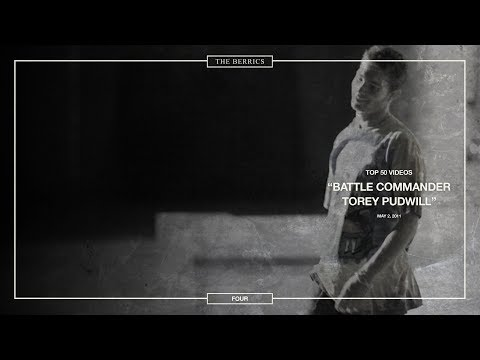 Berrics Top 50: 4 | Torey Pudwill - Battle Commander
