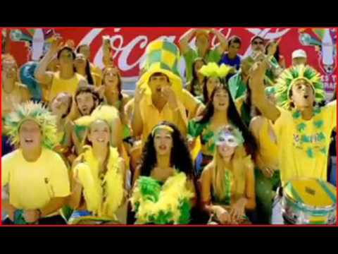 K'naan Ft. Nancy Ajram - Wavin' Flag (celebration Mix) [hymne Song - Fifa World Cup 2010] video