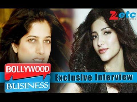 Shruti Haasan, Shabina Khan - Gabbar Is Back | Exclusive Interview | Komal Nahta