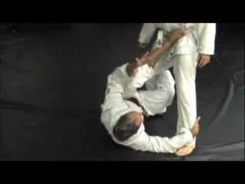 JiuJitsu Technique - Sweep to Counter in Standing Open Guard Image 1