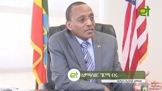 A conversation with H.E. Ambassador Girma Birru | February 2017