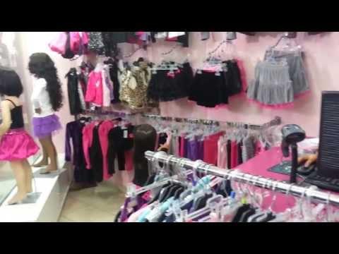 Moda para niñas en Gamarra Sui Fuxy