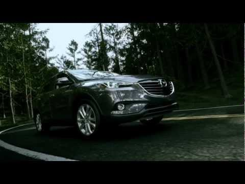 2013 Mazda CX-9 to Make its Debut at the 2012 Sydney Motor Show