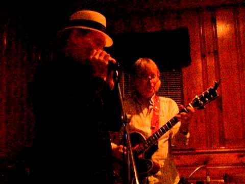 Kim Simmonds LIVE and acoustic @ Colonial Inn , Kane, Pennsylvania 11-3-10