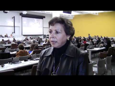 Yolanda Londono from Tupperware Brands at UN Investing in Women Forum
