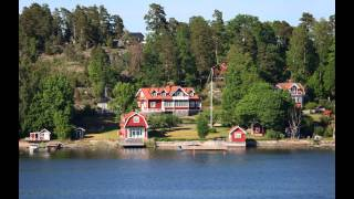 Sweden summertime colors mp4