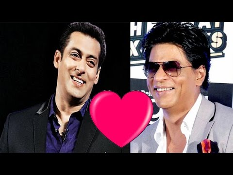 Shahrukh Khan calls Salman Khan a 'Good Friend' | Bollywood News