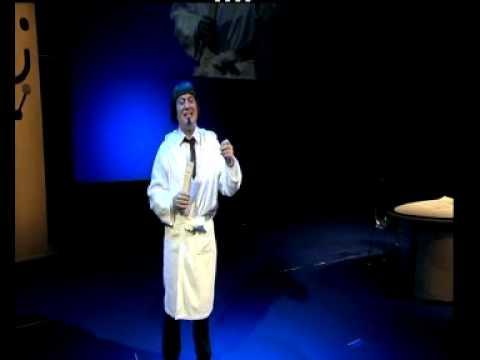 Corrado Guzzanti – Recital – Promo Quelo