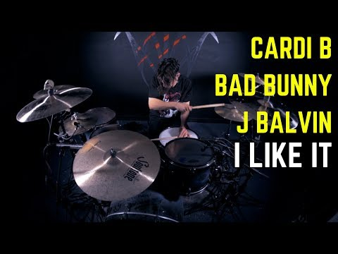 Cardi B, Bad Bunny &; J Balvin - I Like It | Matt McGuire Drum Cover MP3