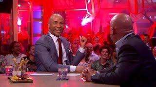 Ajax-fans gaan los achter Humberto - RTL LATE NIGHT